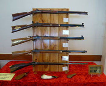 Selection of Muzzle loading Rifles